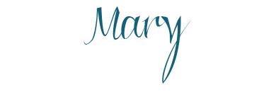 mary signaturenavy