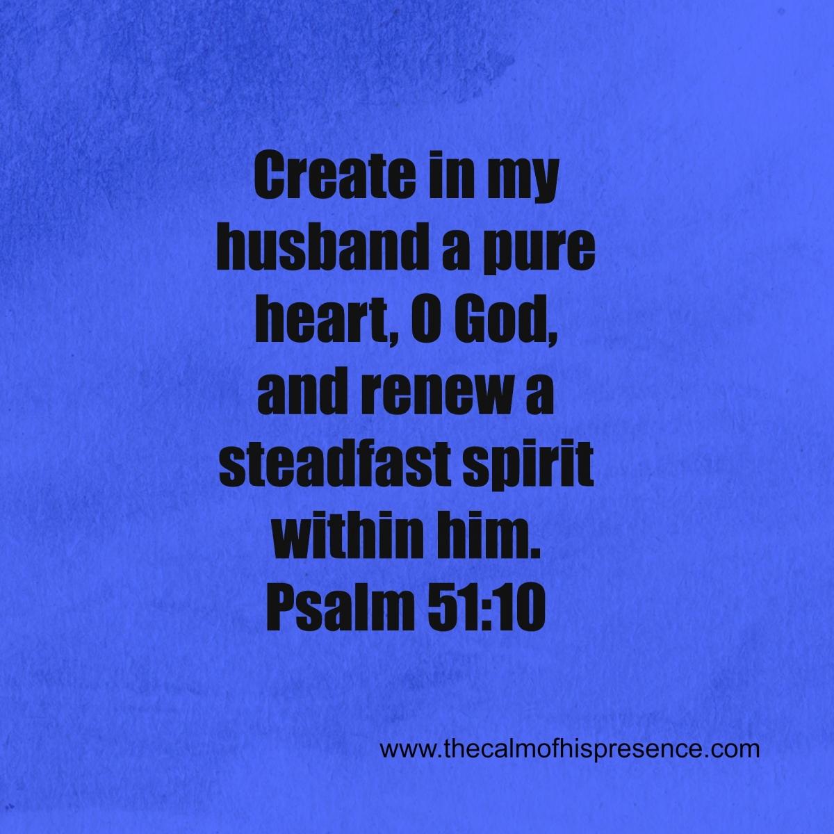 Success prayer for my husband